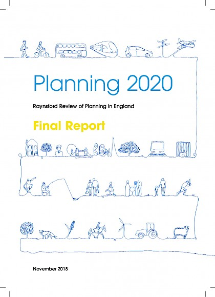 The Raynsford Review of Planning