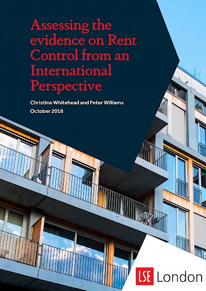 Rent controls: lessons from international experience