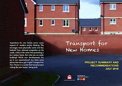 Transport for New Homes