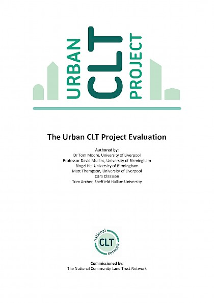 Urban CLT Project