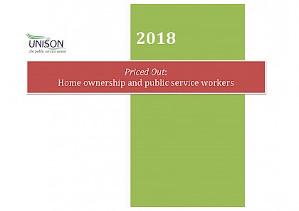 Priced Out: Home ownership and public service workers
