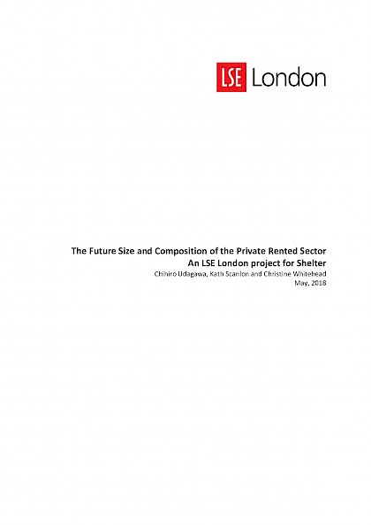 The Future Size and Composition of the Private Rented Sector