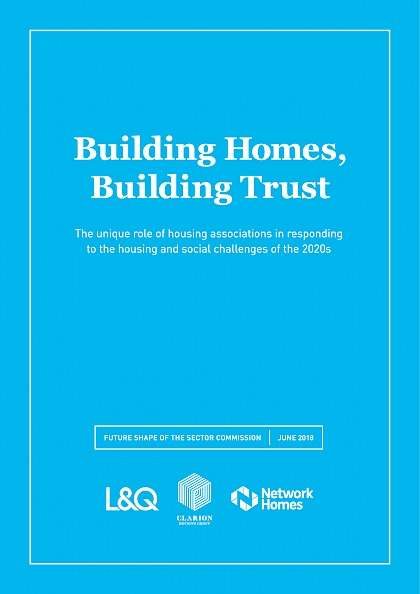 Building Homes, Building Trust