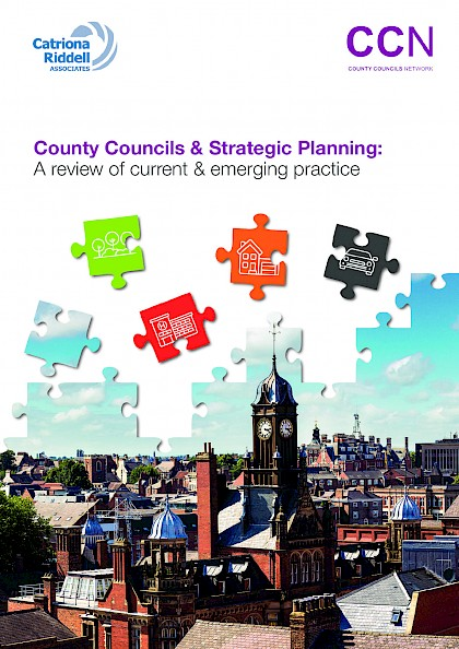 County Councils & Strategic Planning: A review of current & emerging practice