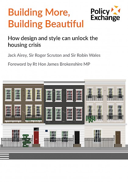 Building More, Building Beautiful How design and style can unlock the housing crisis