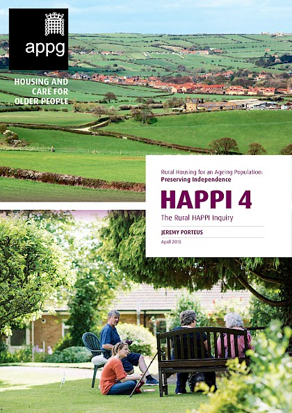 HAPPI4 - Rural Housing for an Ageing Population: Preserving Independence