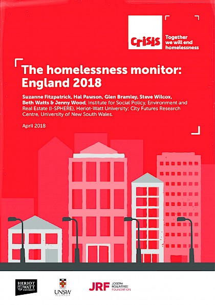 The Homelessness Monitor: England 2018