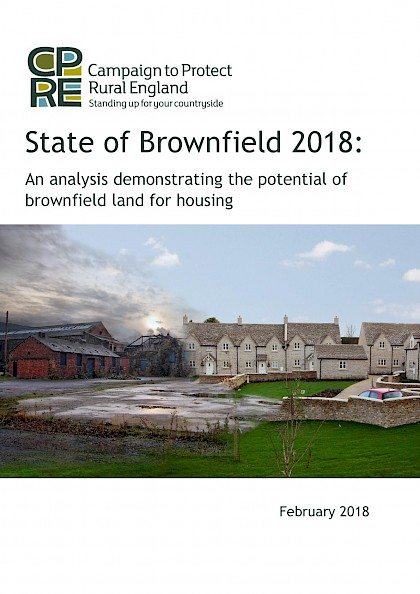 State of Brownfield 2018