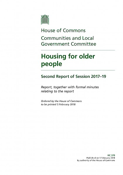 Housing for older people
