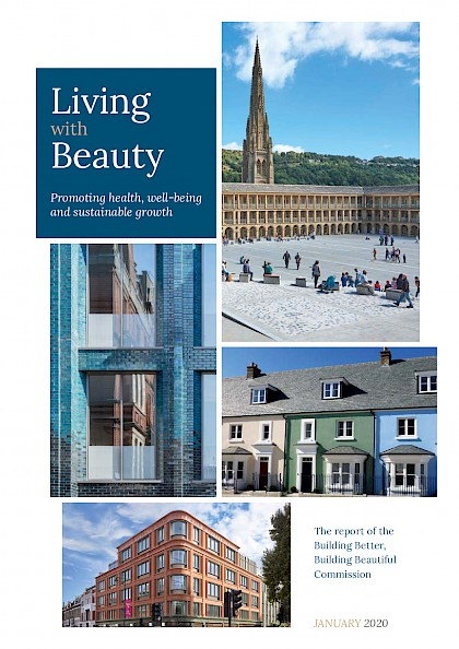 Living with beauty; promoting health, well-being and sustainable growth.
