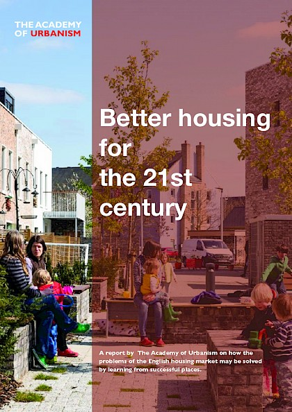 Better housing for the 21st century
