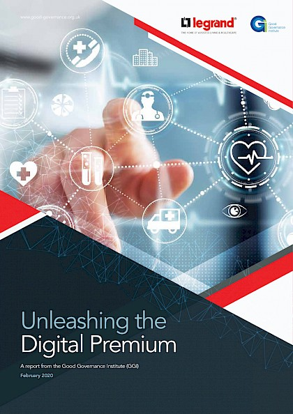 Unleashing the digital premium