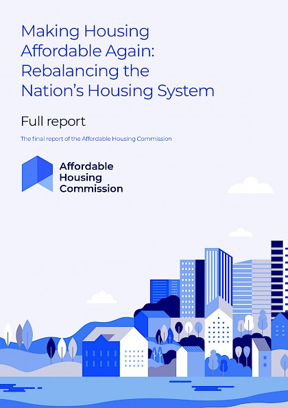 Making Housing Affordable Again: Rebalancing the Nation's Housing System