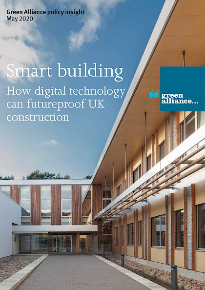 Smart building: how digital technology can help futureproof the UK construction sector