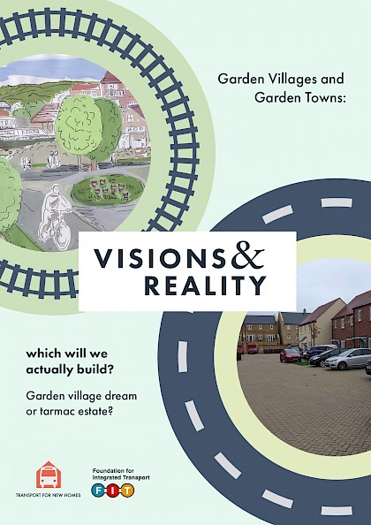 Garden Villages and Garden Towns: Visions and Reality