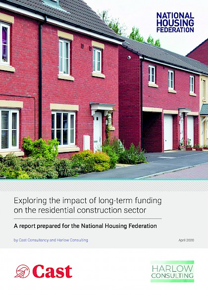 Exploring the impact of long-term funding on the residential construction sector