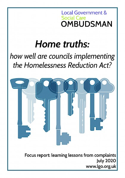 Home truths: how well are councils implementing the Homelessness Reduction Act?