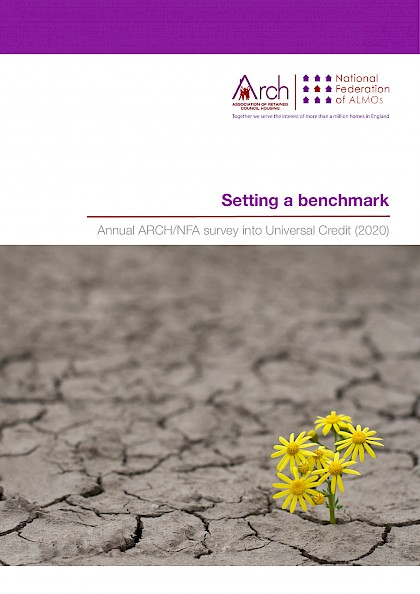Setting a benchmark: Annual ARCH/NFA survey into Universal Credit