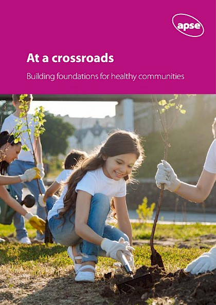 At a crossroads: Building foundations for healthy communities