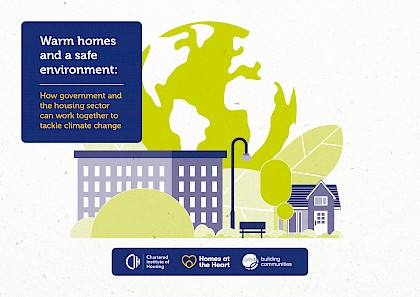 Warm homes and a safe environment