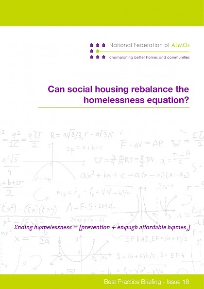 Rebalancing the homelessness equation