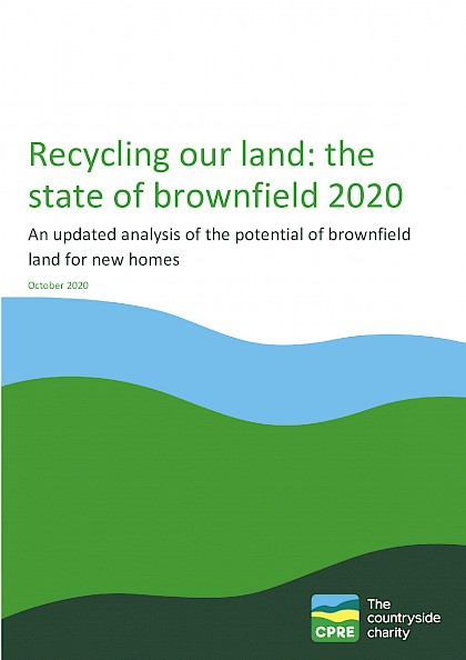 Recycling our land: the state of brownfield 2020