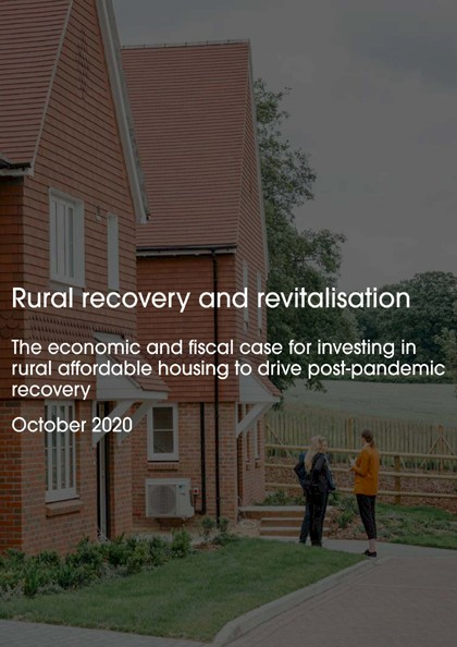 Rural recovery and revitalisation