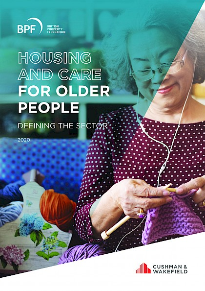Housing and Care for Older People: Defining the Sector