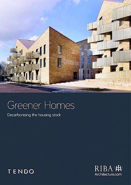 Greener Homes - decarbonising the housing stock