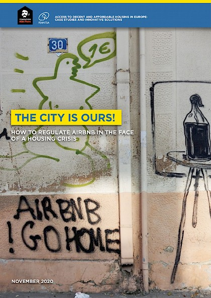 The City is Ours! How to Regulate Airbnb in the Face of a Housing Crisis