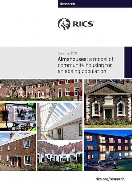 Almshouses: a model of community housing for an ageing population