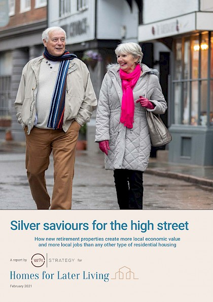 Silver Saviours for the High Street