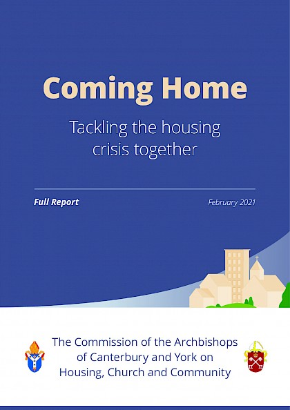 Coming Home: Tackling the housing crisis together