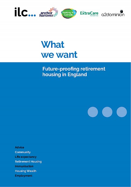 What we want: Future-proofing retirement housing in England