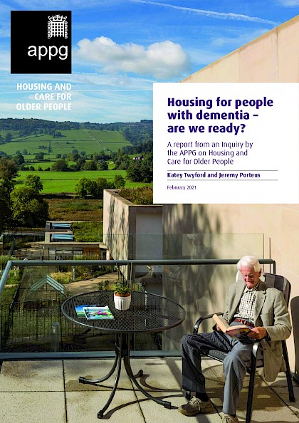Housing for people with dementia – are we ready?