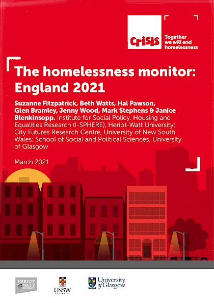 The Homelessness Monitor: England 2021